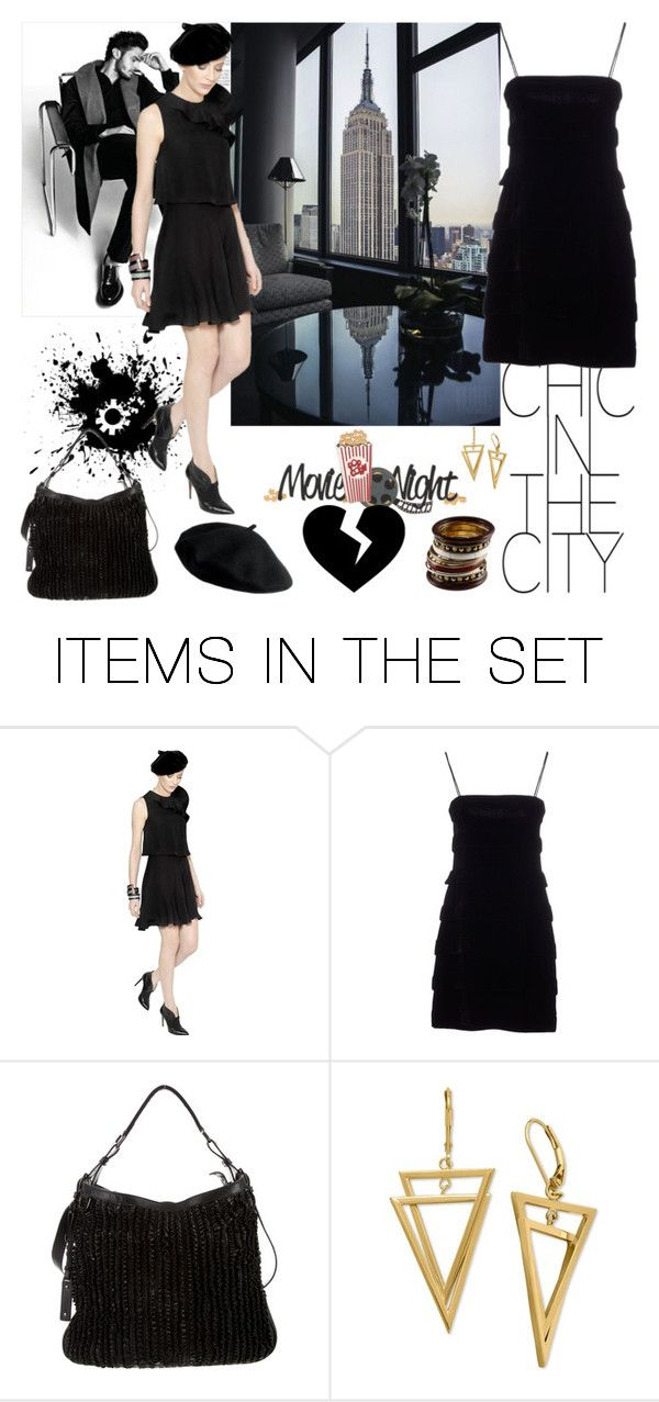 """""""Movie for One?"""" by ann-kelley14 on Polyvore featuring art"""