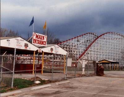 Lakeside Amusement Park: Salem, VA  Where my grandparents met.