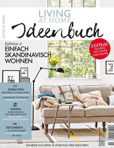 Ideenbuch - Skandinavisch Wohnen #skandinavischwohnen