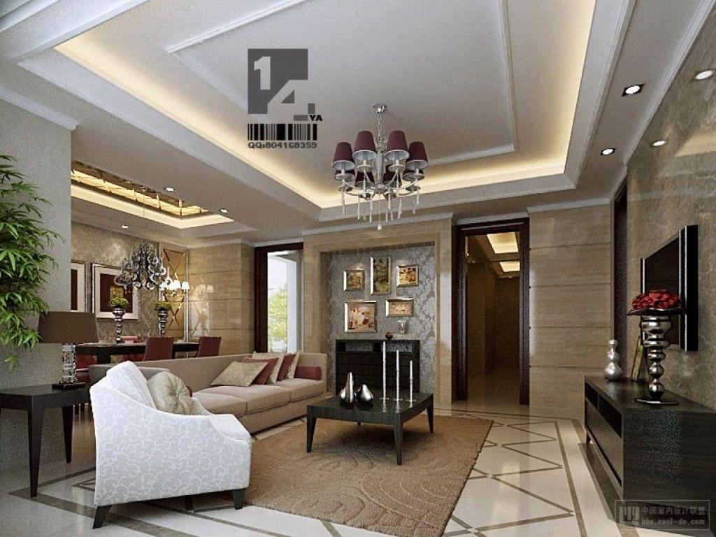 77+ Modern Classic Living Room Design Ideas - Interior Paint Colors ...