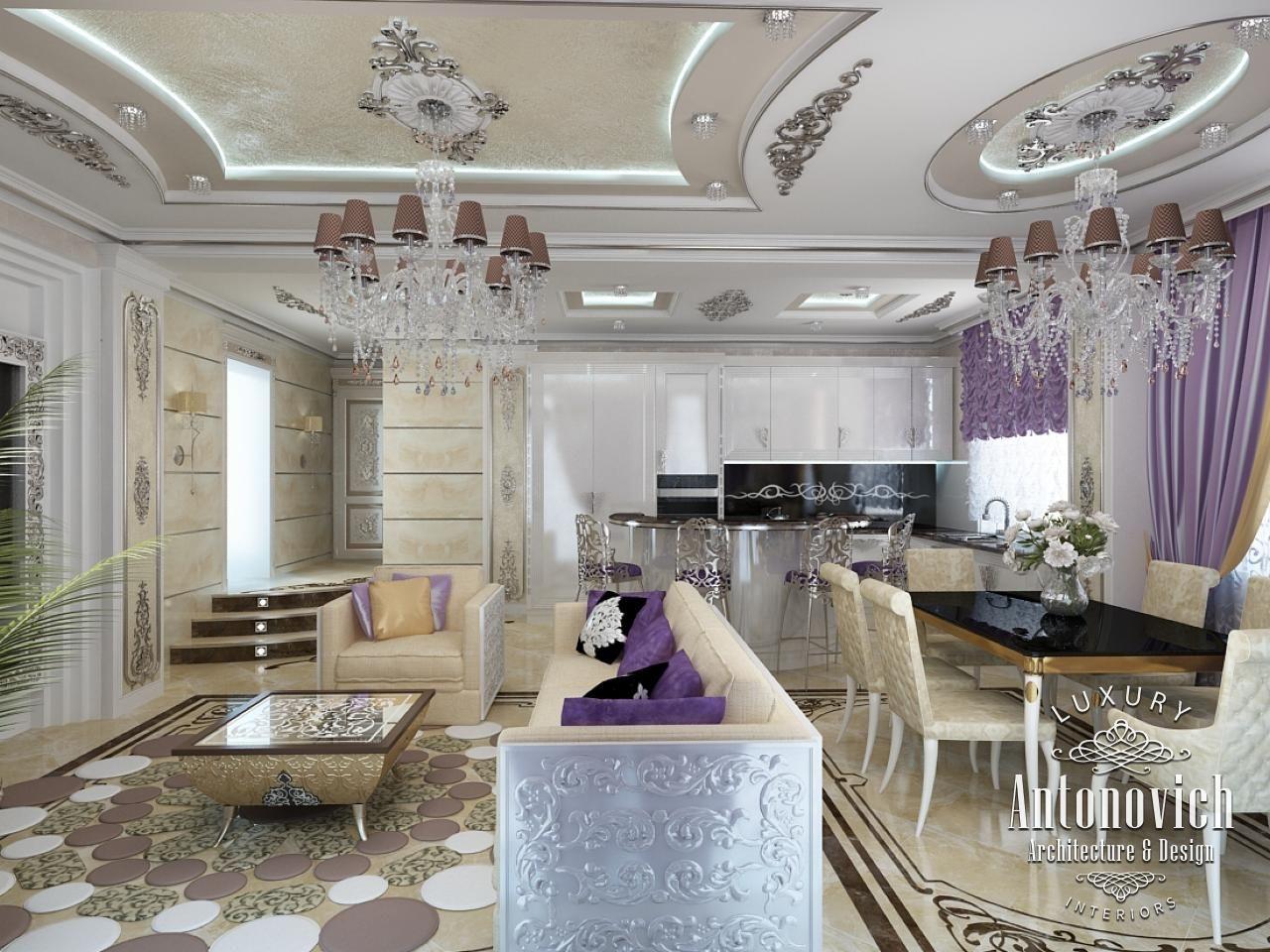 Kitchen Design in Dubai, Luxury Kitchen Design UAE, Photo