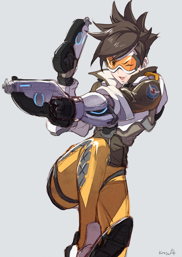 Overwatch has developed quite a fan art following