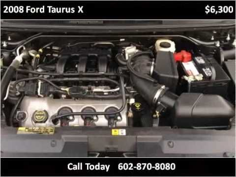 2008 Ford Taurus X Used Cars Phoenix Az Used Cars Taurus Ford