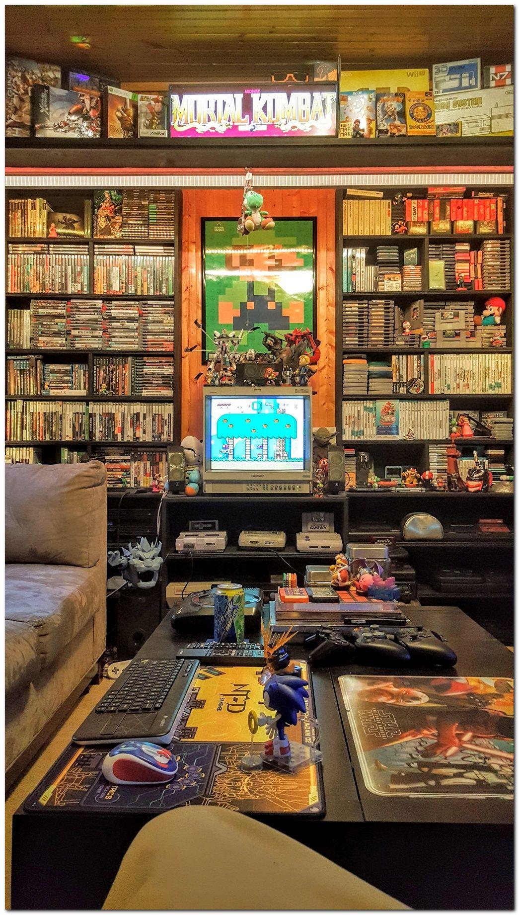 Room Design Online Games: 100+ Cool Interior Design Ideas For Gamers