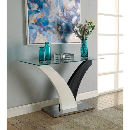 Home In 2020 Modern Console Tables Modern Sofa Table Furniture