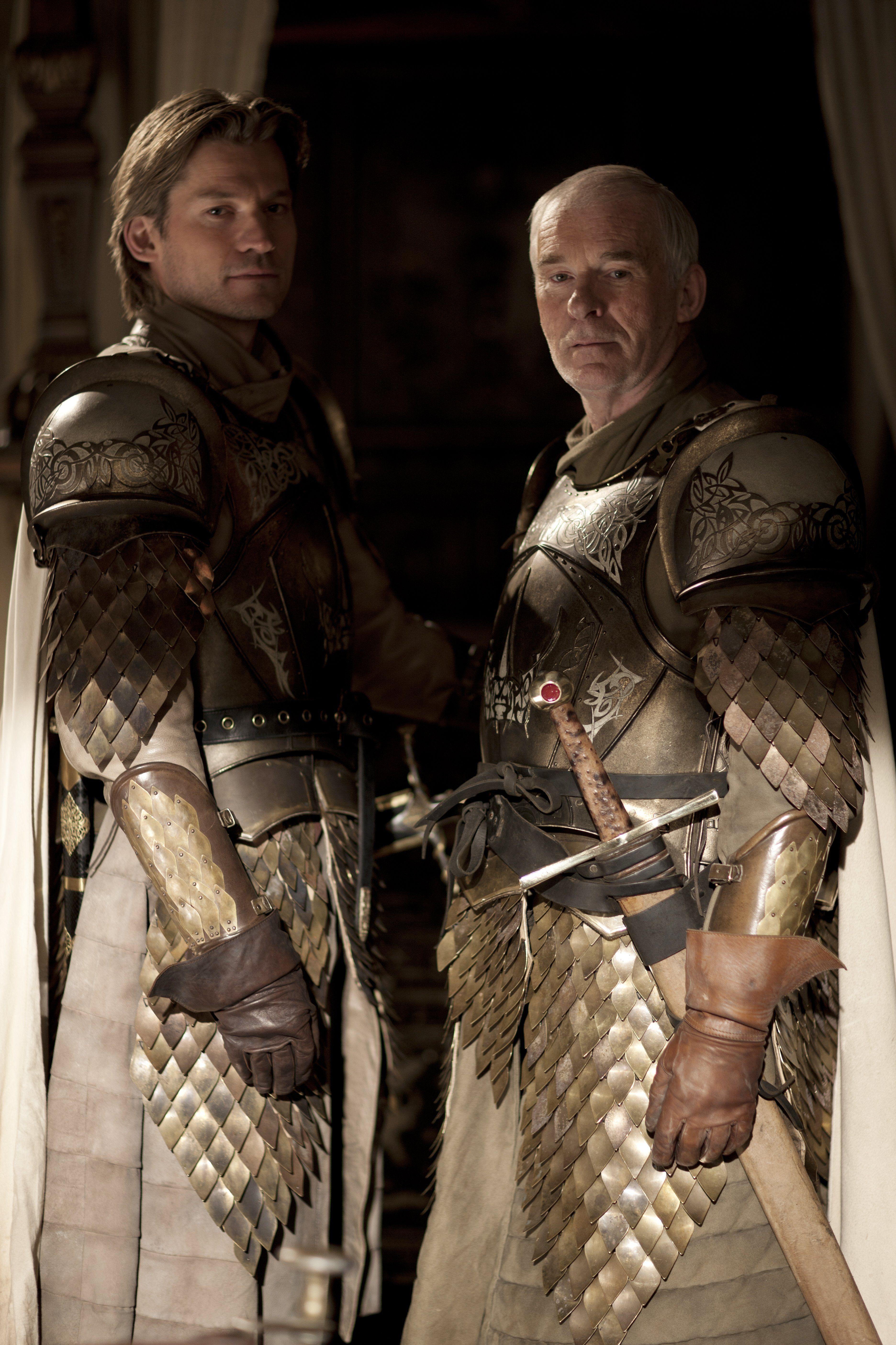 Game of Thrones Season 1 Episode Still Jaime lannister