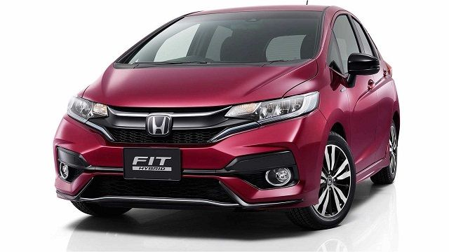 2018 Honda Fit Hybrid Review Mpg Specs Changes Release Date