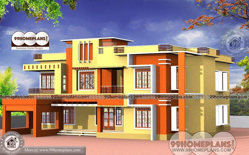 Architecture Plan For House 70 Two Story Home Designs Online Ideas House Plans House Design Bungalow House Plans
