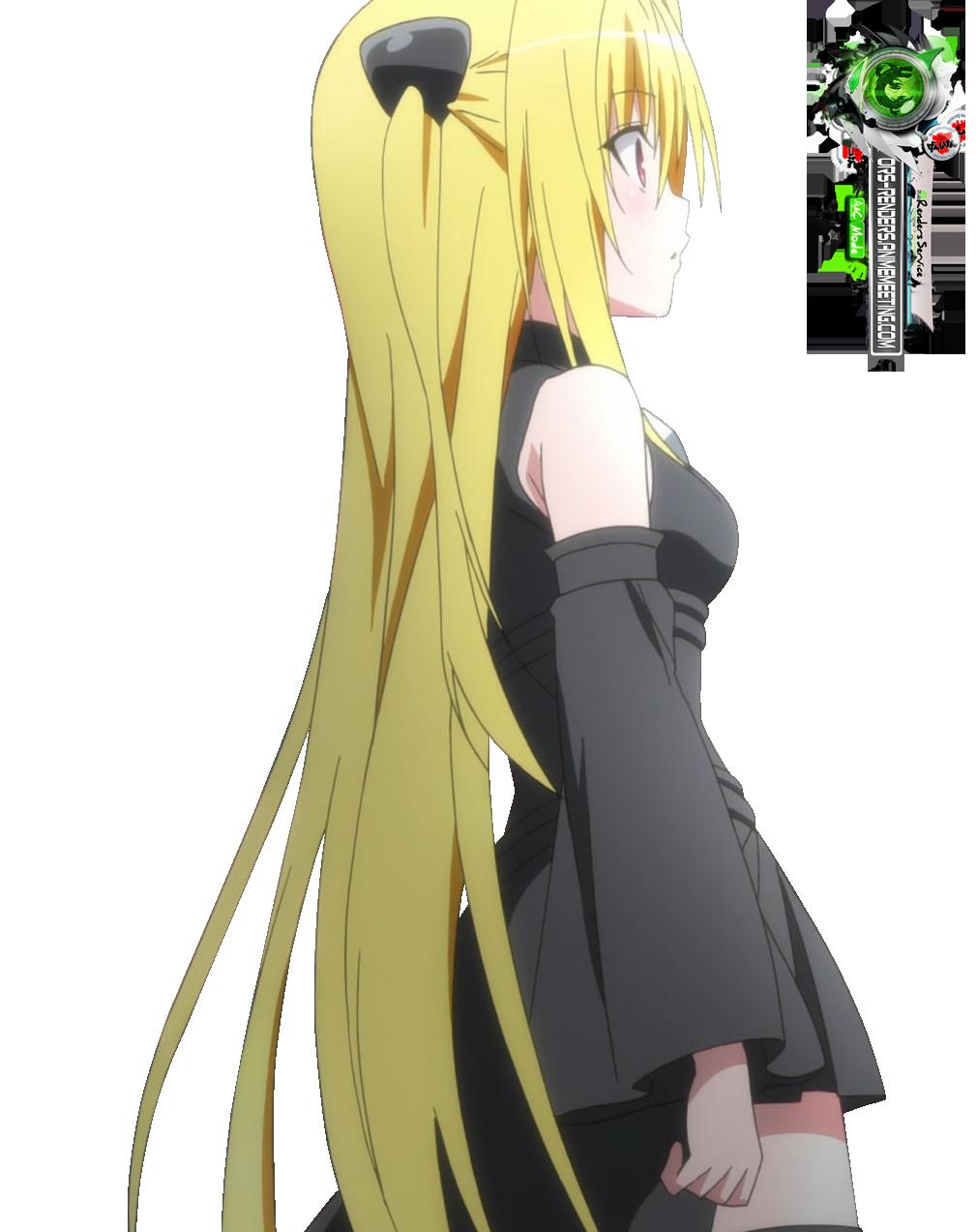 Konjiki No Yami To Love Ru Personagens De Anime Anime Desenhos