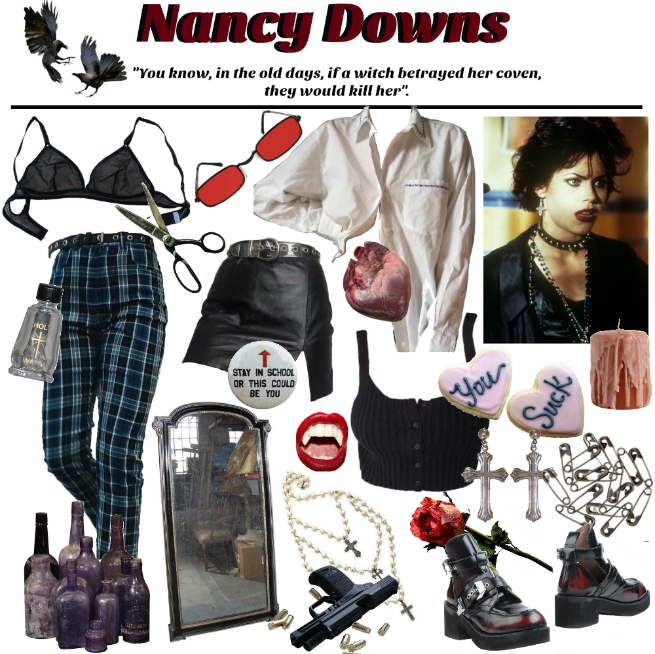 31++ Nancy the craft outfits information