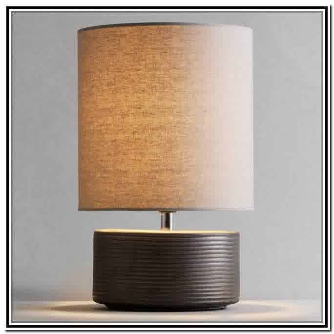 Bust Of Battery Ed Table Lamps Simple Ideas