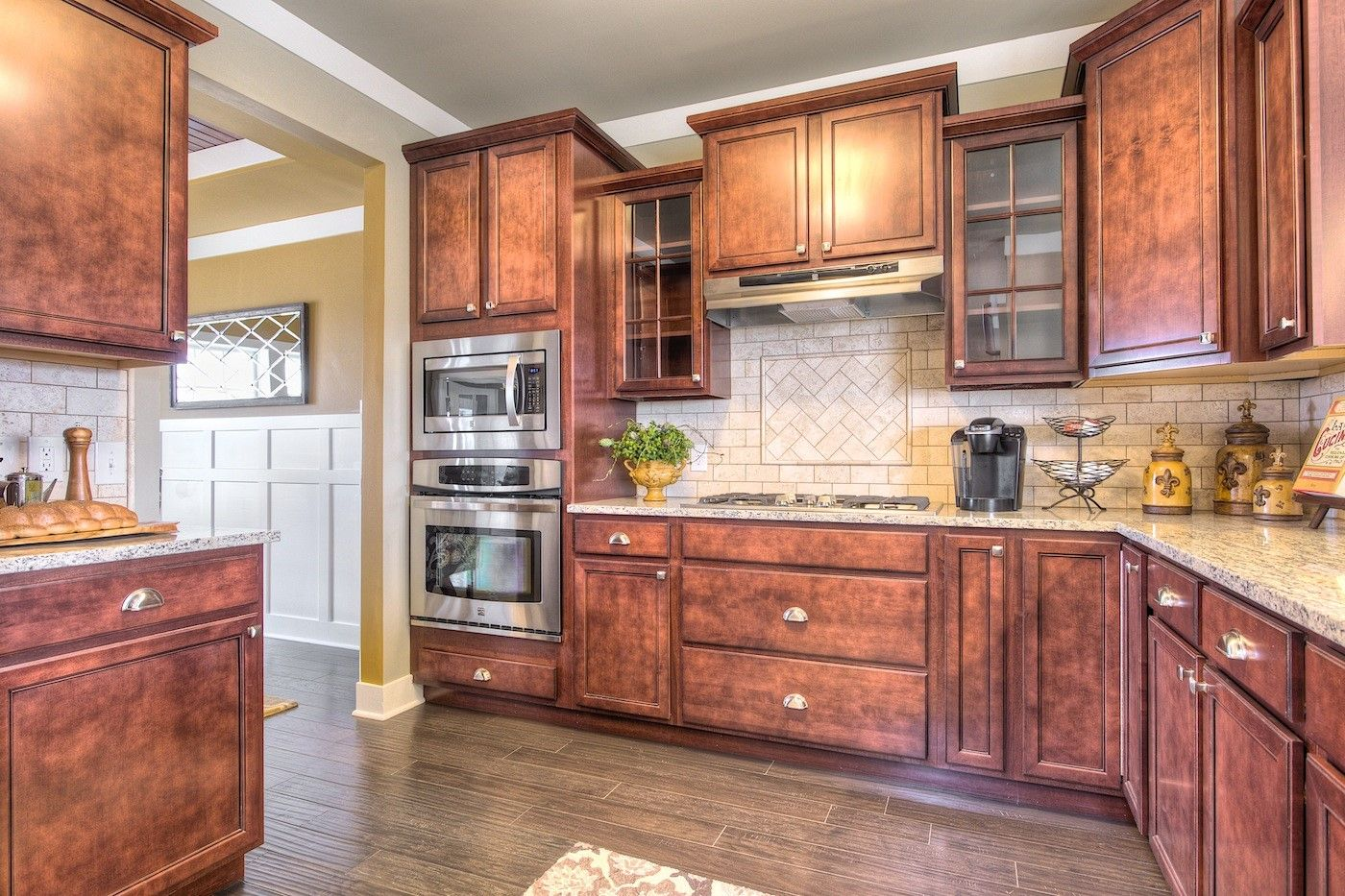 Need lots of counter space to whip up your favorite ...