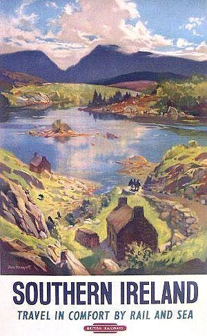 Southern Ireland - British Railways - (Jack Merriott) -