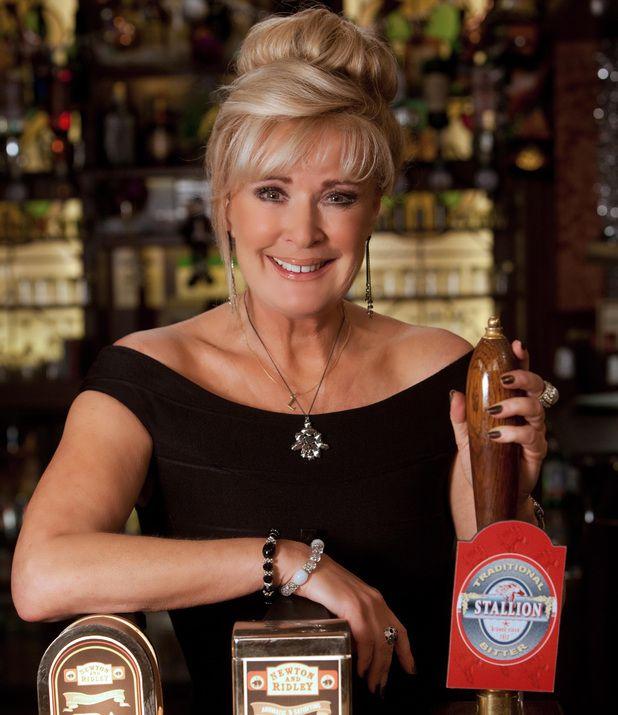 Liz McDonald-Beverley Callard. Various stints behind the bar since 1990; landlady since 2013.