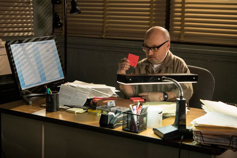 Glen Jellybean Carter Red S Cyber Tracker At The Dmv Clark Middleton The Blacklist Photo From The Episode The Kenyon F The Blacklist Kenyon James Spader
