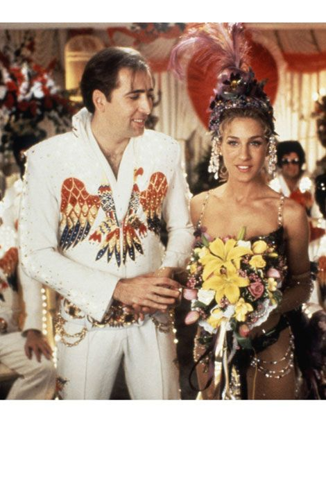 HONEYMOON IN VEGAS (1992) With Nicholas Cage, Sarah
