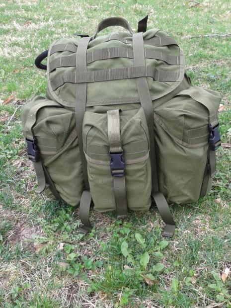 Alice Pack Frame With Molle Straps