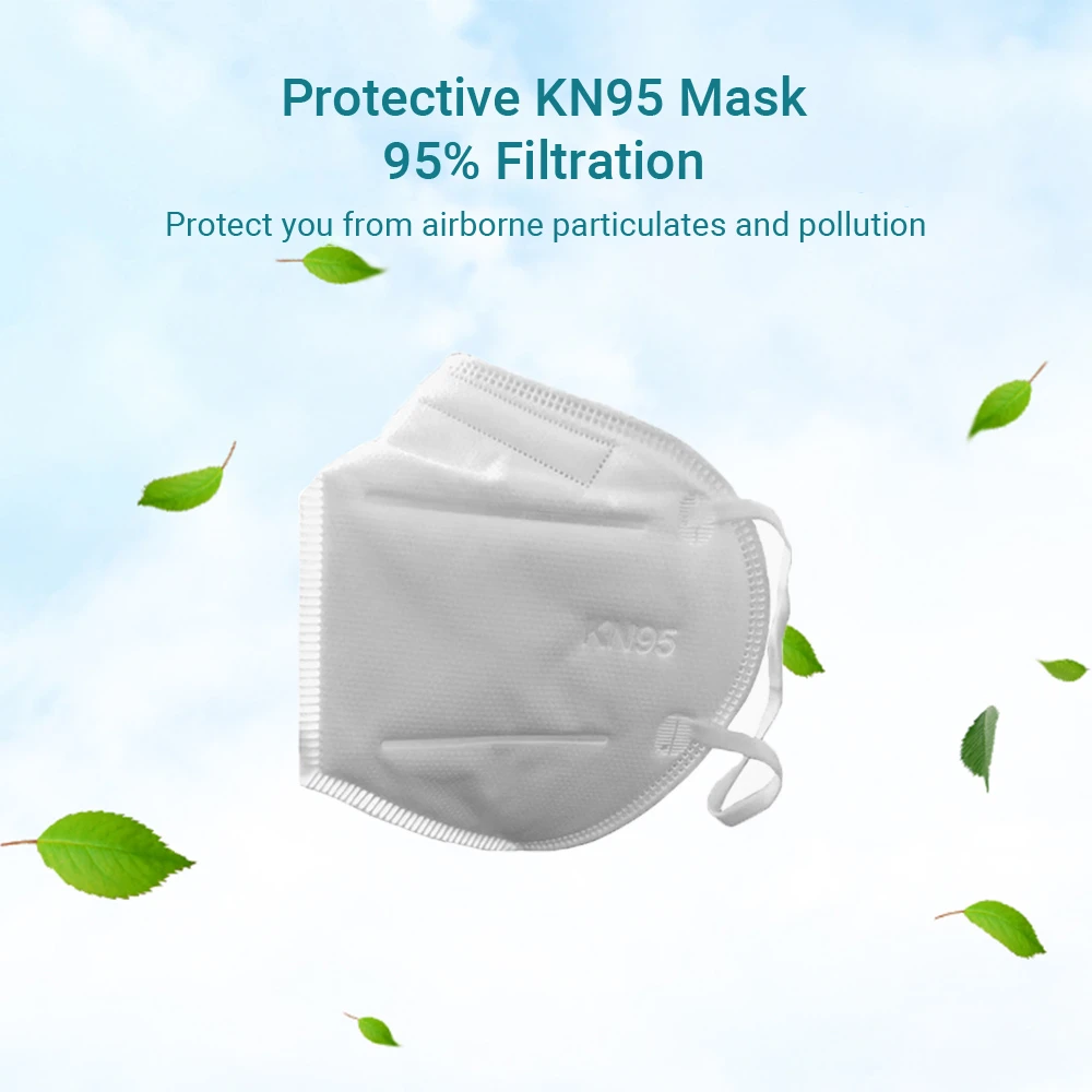 Woowooh N95 Mask Pm2 5 Proof In 2020 N95 Mask Mask Face Mask
