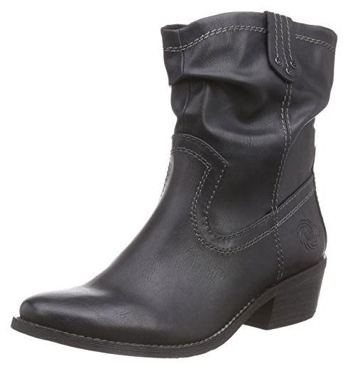 Damen 25317 Kurzschaft Stiefel