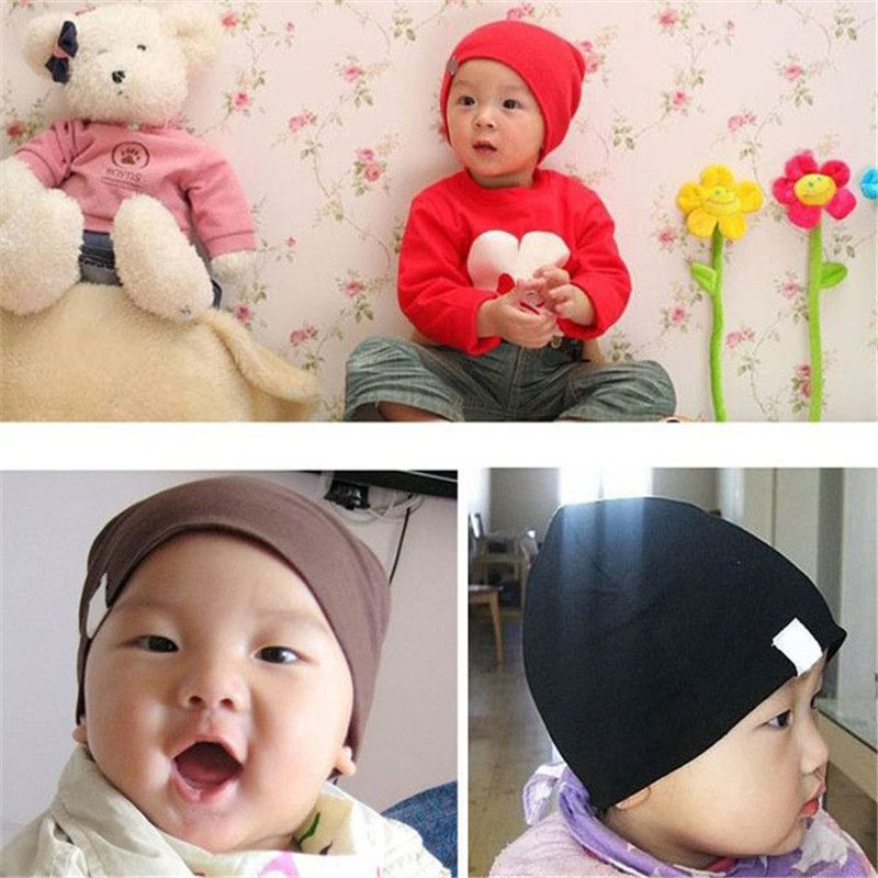 13aea99b164 Unisex Cotton Beanie Baby Hat NewBorn Cute Candy Color Baby Boy Girl Soft  Toddler Infant Cap Accessories F20  Affiliate