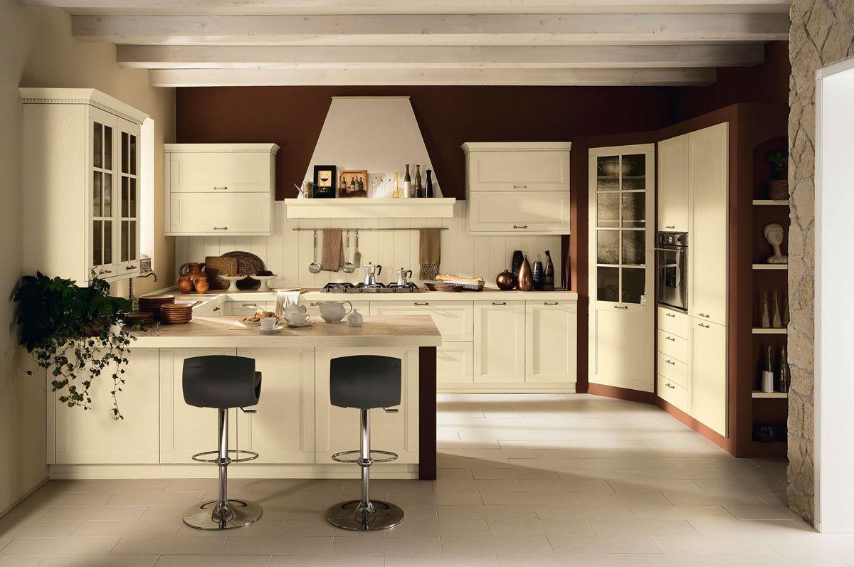 Gruppo cucine - Cucine color avorio ...