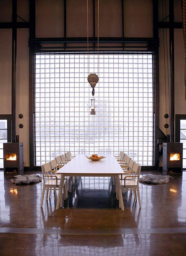 light idea fabriken furillen hotel gotland sweden is a renovated industrial factory building remade into a luxury hotel