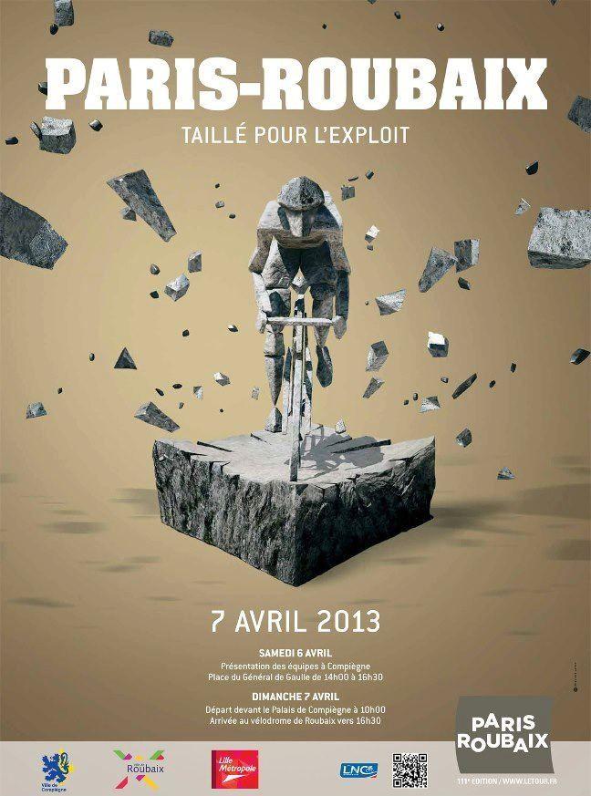 Welcome to Hell #Paris-Roubaix 2013 #France #bike
