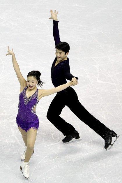 Maia Shibutani and Alex Shibutani, Dance