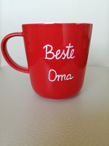 Beste oma tasse geschenk f r oma geburtstag geschenke - Weihnachtsgeschenke selber machen fa r oma und opa ...