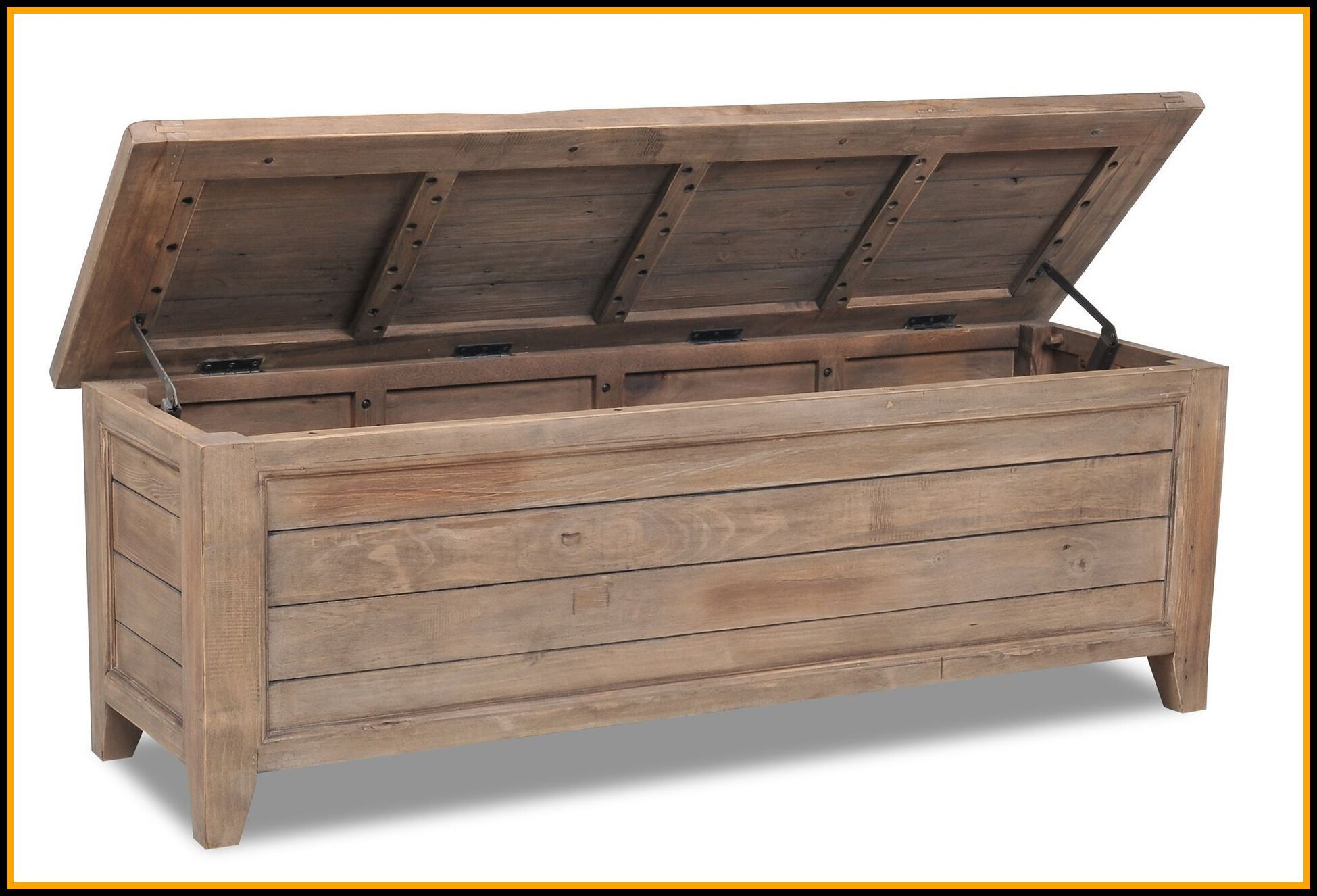 5 reference of bedroom bench storage box in 5  Bench with