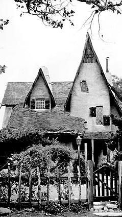 Storybook houses of L.A.