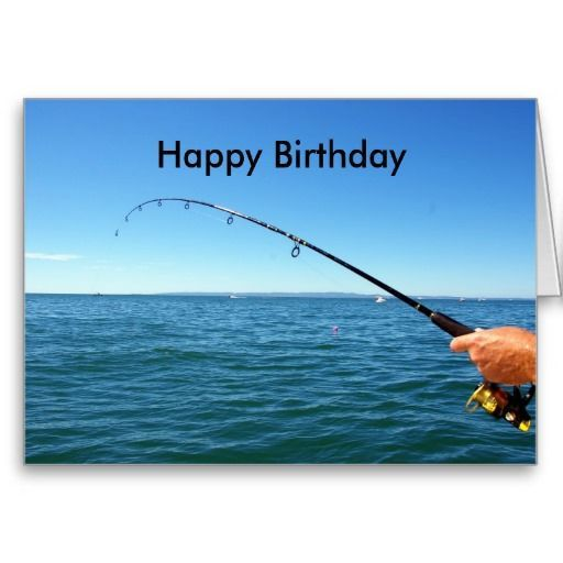 Image result for fishing birthday quotes | Birthday wishes ...