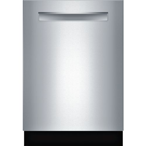 Bosch 500 Series Shp65t55uc 23 5 Built In Dishwasher Stainless Stee Integrated Dishwasher Built In Dishwasher Best Dishwasher