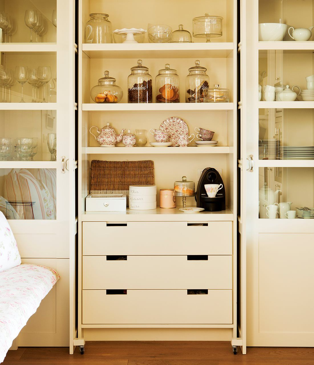 Cómo crear un office en solo 3 m2 · ElMueble.com · Cocinas y baños ...