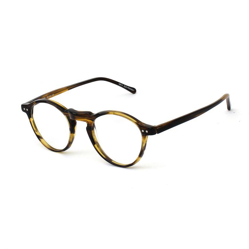 Capri Brown Sand Optical | illesteva | Frames for the Face | Pinterest
