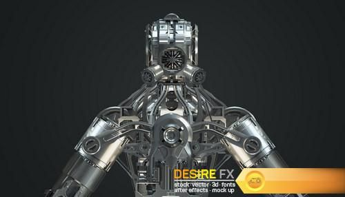 Tech heavy Pro Kit (400+ 2d/3d Elements)  http://www.desirefx.me/tech-heavy-pro-kit-400-2d3d-elements/