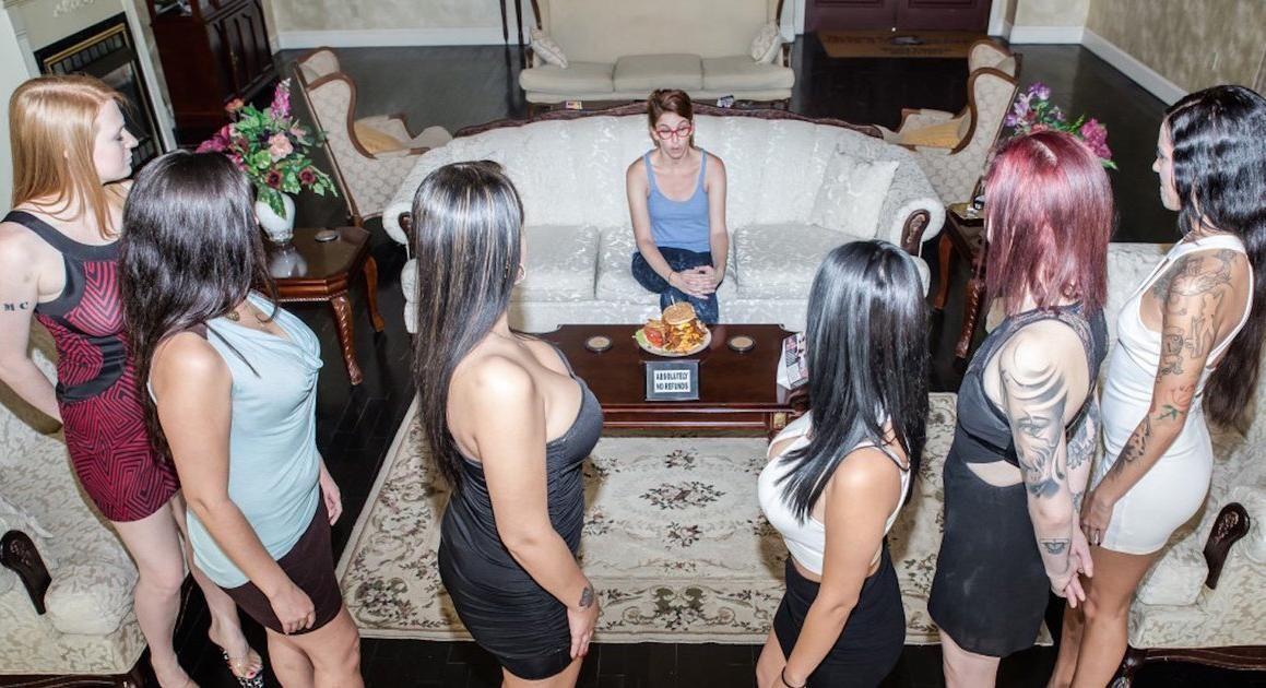 Работа проституткой мужской проститутки нариманов