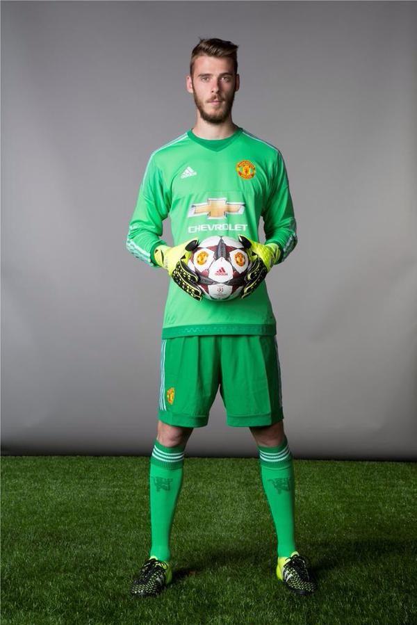 pretty nice 4ade0 79c22 David de Gea | Manchester united | Manchester united ...