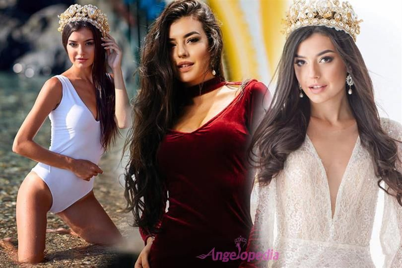 Snizhana Tanchuk Miss Grand Ukraine 2017, our favourite for
