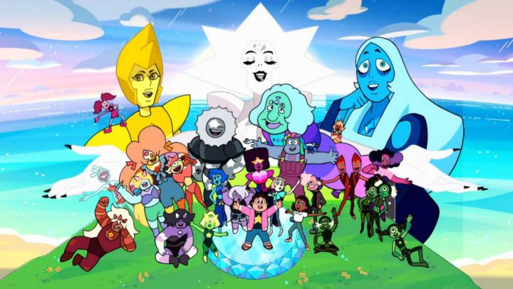 Steven Universe Future: New Limited Series Coming to Cartoon Network - IGN