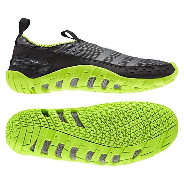 Sendal Adidas Jawpaw II G97911 merupakan sandal yang didesain seperti  sepatu ini terbuat dari bahan yang