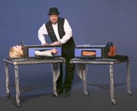 Saw A Woman In Half Tv Tropes Magic Illusions Christian Fun The Magicians