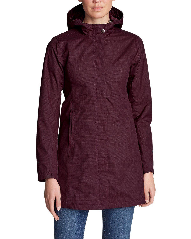 Women's Mackenzie Trench Coat | Eddie Bauer | Stylin | Pinterest ...