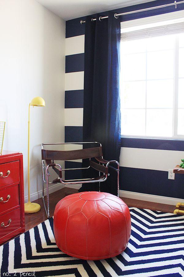 Boy Room Makeover No2pencilblog