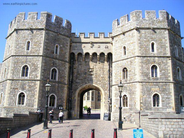 Henry VIII Gate, Windsor Castle   castles   Pinterest   Nice, King ...