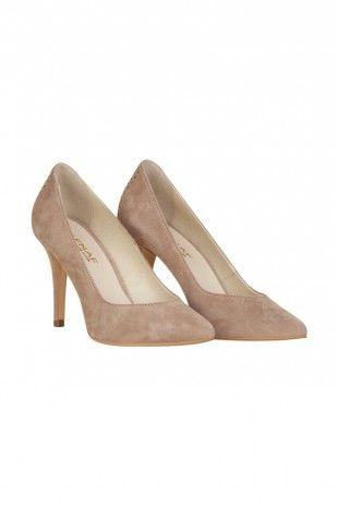 Sandales hautes à noeud en daim iriséPablo b5XpX