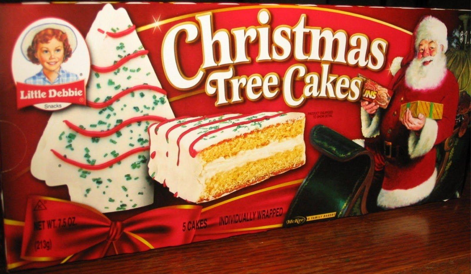 Little Debbie Christmas Tree Cakes Christmas Tree Cake Tree Cakes Christmas Cake