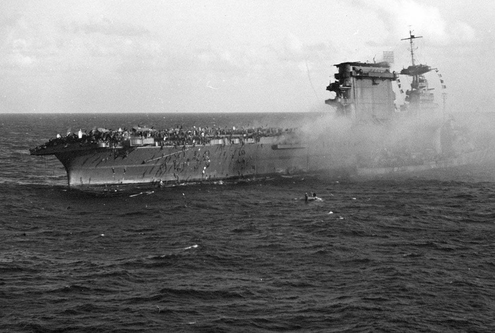 importance of the battle of coral Coral sea did 4 big things: 1 it showed japan could be stopped (if not tactically beaten) at sea--their navy was formidable and arguably superior 2 it protected australia from threat of imminent land invasion.