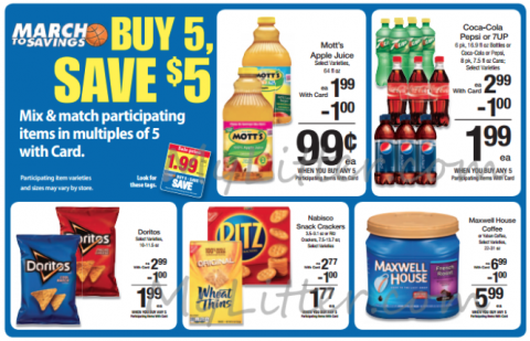 Kroger Mega Event Starting March 11th Extreme couponing
