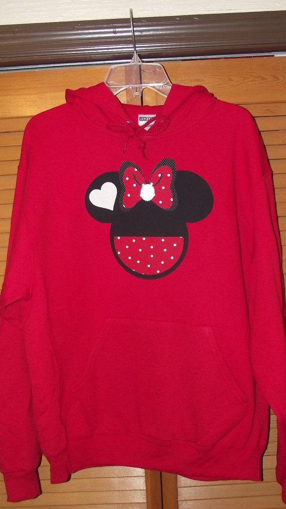 d420660e42 Sweatshirt Hoodie - Mickey Minnie Mouse - Disney Birthday Family ...